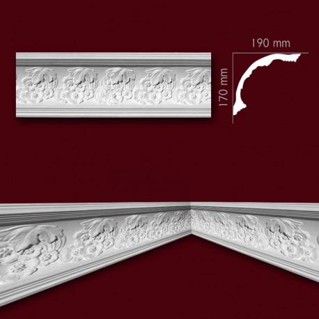 Faseta gipsowa SC49 185x180mm