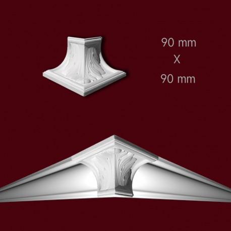 Narożnik zewnętrzny SZ1 90x90mm