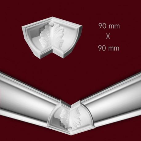 Narożnik wewnętrzny SW1 90x90mm