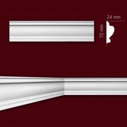 Listwa gipsowa SLP28 24x72mm