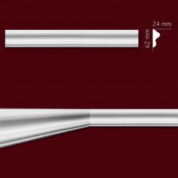 Listwa gipsowa SLP34 24x62mm