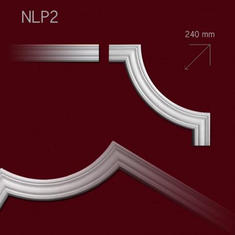 Narożnik SNLP2 110x640