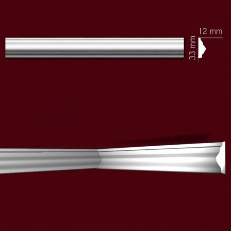 Listwa gipsowa SLP43 12x33mm