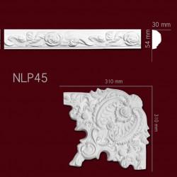 Listwa gipsowa SLP45 30x54mm