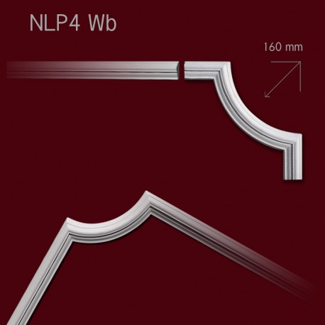 Narożnik SNLP4Wa 160x450