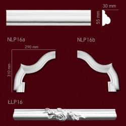 Narożnik SNLP16a 290x310mm