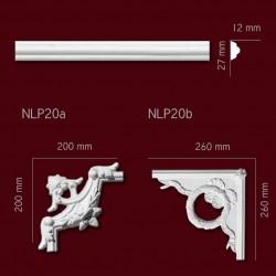 Narożnik SNLP20a 200x200