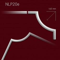 Narożnik SNLP20e 120x270mm