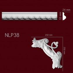 Narożnik SNLP38 250x250mm