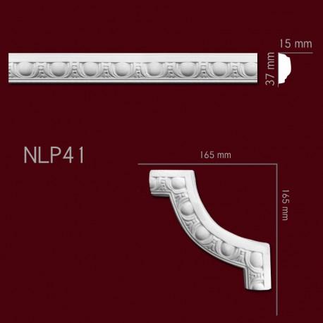 Narożnik SNLP41 165x165mm