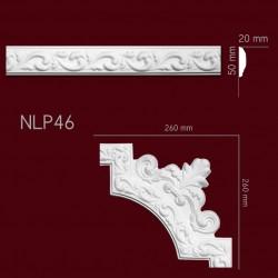 Narożnik SNLP46 260x260mm