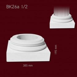 Baza SBK26a 1/2