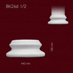Baza SBK26d 1/2