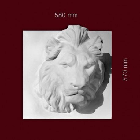 Konsola gipsowa SED38 580x570x300mm