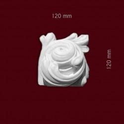 Element ozdobny SMC06 120x120x70mm