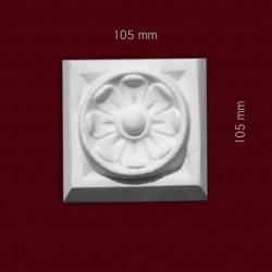 Element ozdobny SMC12 105x105x35mm