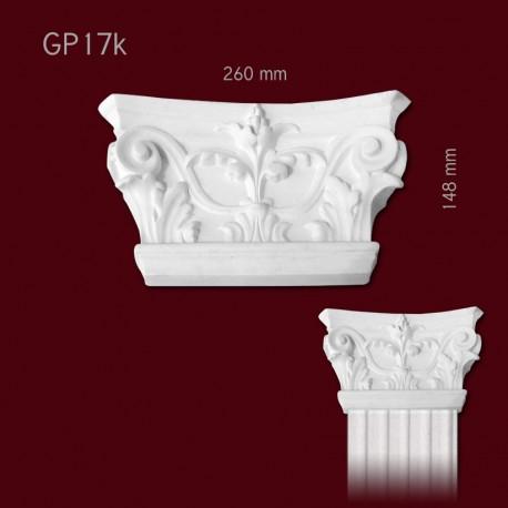 Głowica SGP17k(do pilastra SPL17)