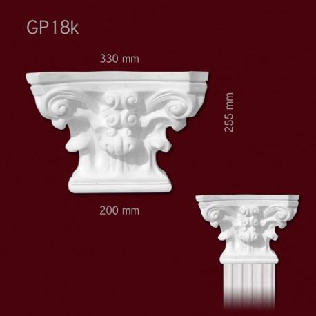 Głowica SGP18k(do pilastra SPL18)