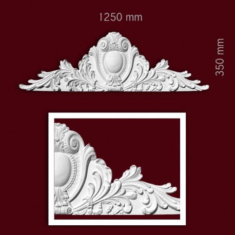 Element ozdobny SMC23a 1250x350x50mm