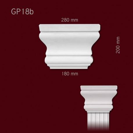 Głowica SGP18b(do pilastra SPL18)