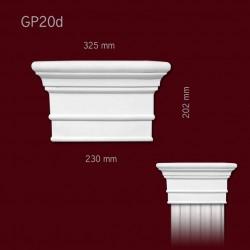Głowica SGP20d(do pilastra SPL20)