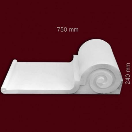 Element ozdobny SMC32 750x240x330mm