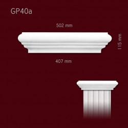 Głowica SGP40a(do pilastra SPL40)