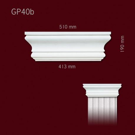 Głowica SGP40b(do pilastra SPL40)