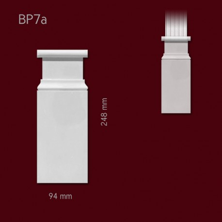 Baza SBP7a(do pilastra SPL7)