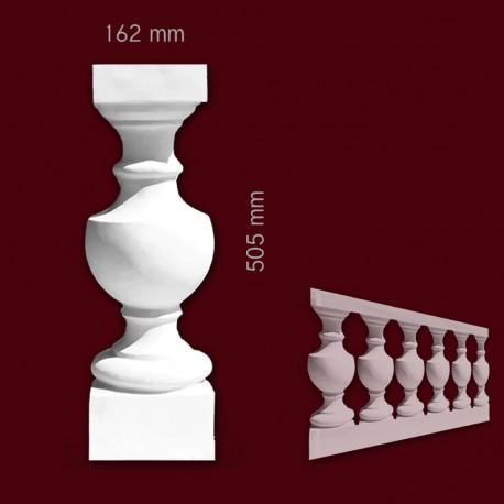 Element ozdobny SMC50 162x505x162mm