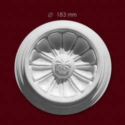 Element ozdobny SMC54 fi183x30mm
