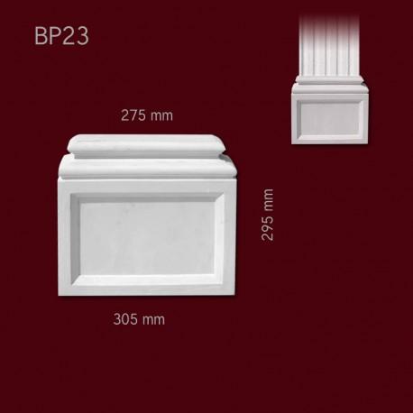 Baza SBP23(do pilastra SPL23)
