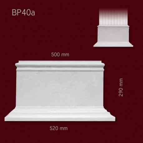 Baza SBP40a(do pilastra SPL40)