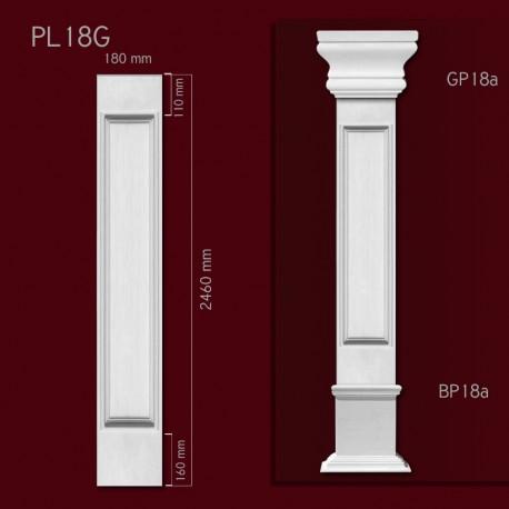 Trzon pilastra SPL18G