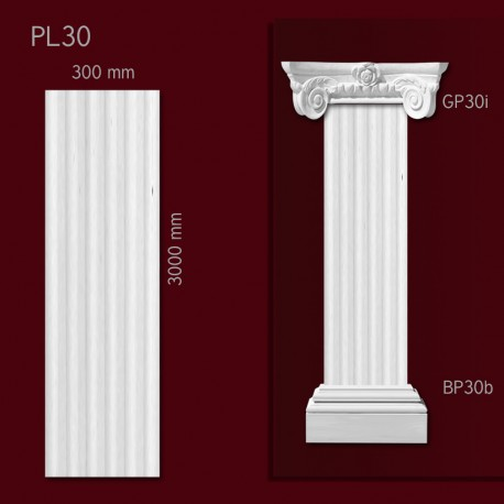 Trzon pilastra SPL30