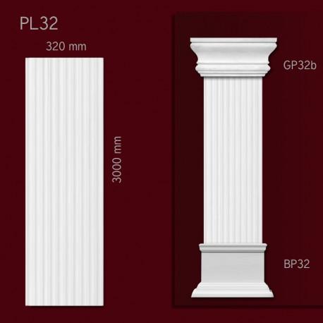 Trzon pilastra SPL32