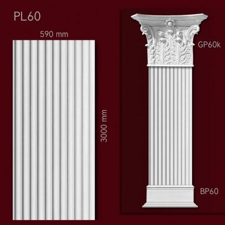 Trzon pilastra SPL60