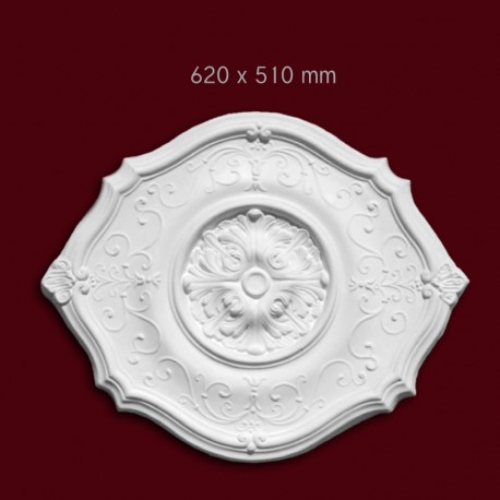 Rozeta SR30 620x510x30mm