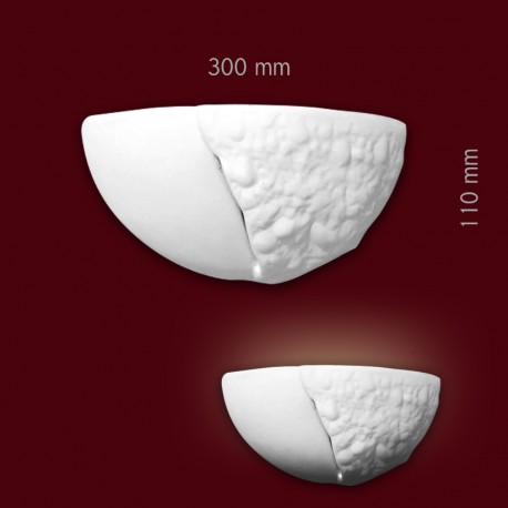 Lampa SLA6 300x110x150mm