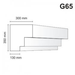 Gzyms elewacyjny G65 300x350mm