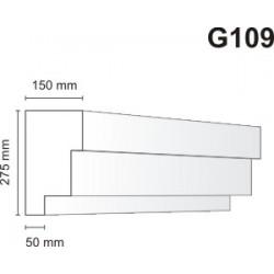 Gzyms elewacyjny G109 150x275mm