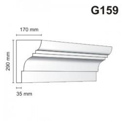 Gzyms elewacyjny G159 170x290mm