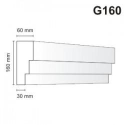 Gzyms elewacyjny G160 60x160mm