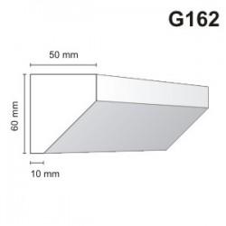 Gzyms elewacyjny G162 50x60mm