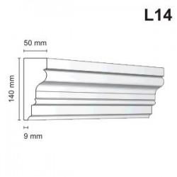 Listwa elewacyjna L14 50x140mm
