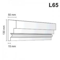 Listwa elewacyjna L65 50x130mm