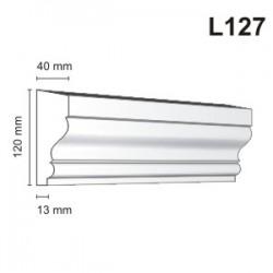Listwa elewacyjna L127 40x120mm