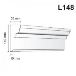 Listwa elewacyjna L148 55x140mm