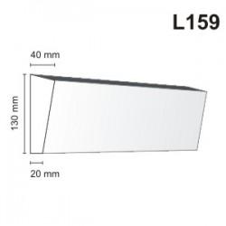 Listwa elewacyjna L159 40x130mm