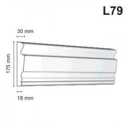 Listwa elewacyjna L79 30x175mm